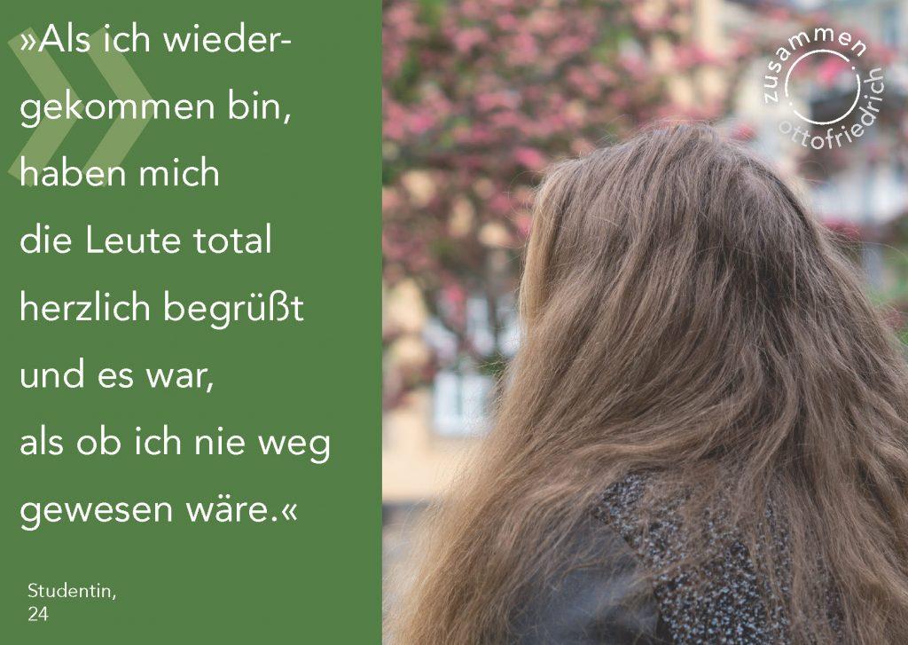 Studentin, 24- zusammen: ottofriedrich