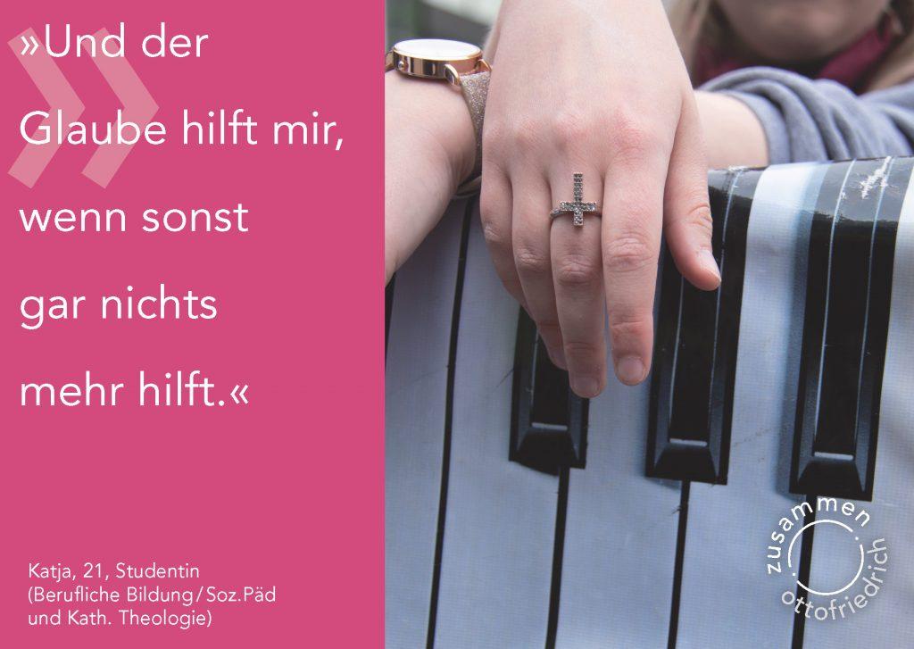 Katja, 21, Studentin - zusammen: ottofriedrich