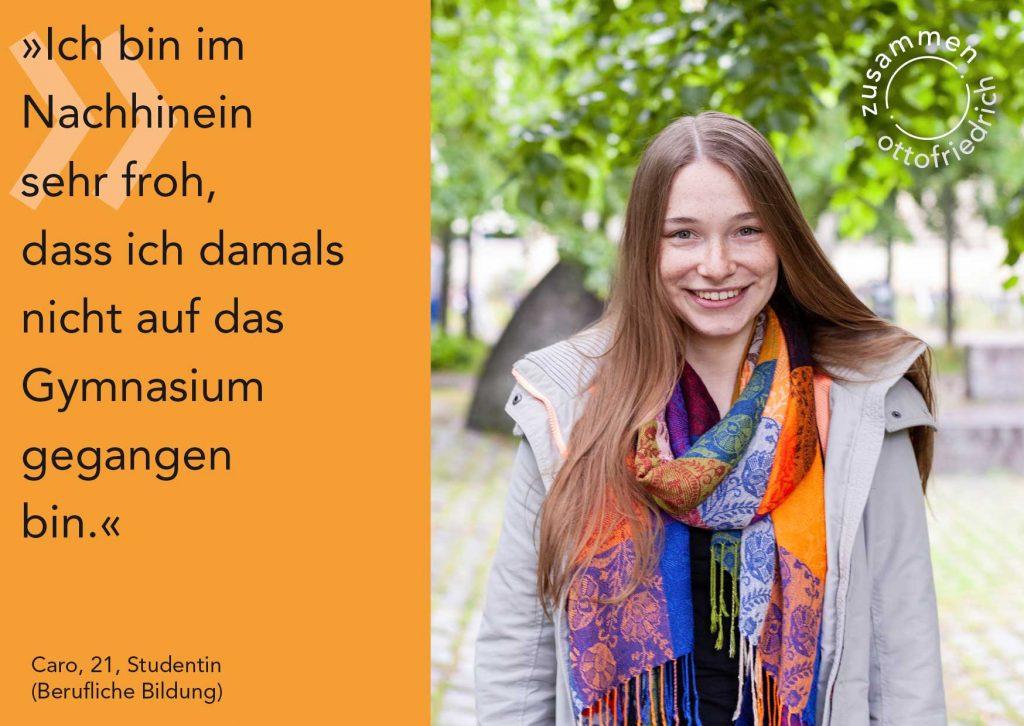 Caro, 21 - zusammen: ottofriedrich