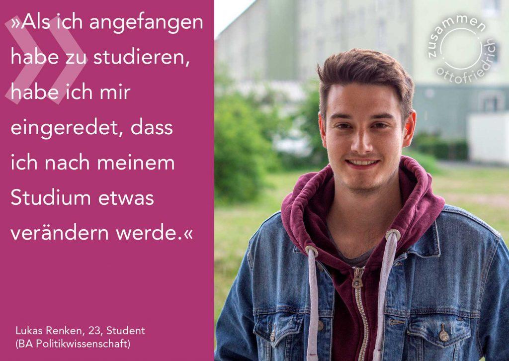 Lukas Renken - zusammen: ottofriedrich