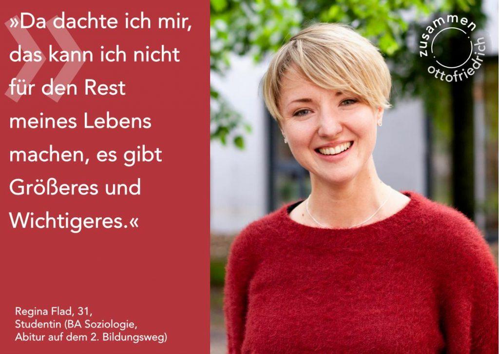 Regina Flad - zusammen: ottofriedrich
