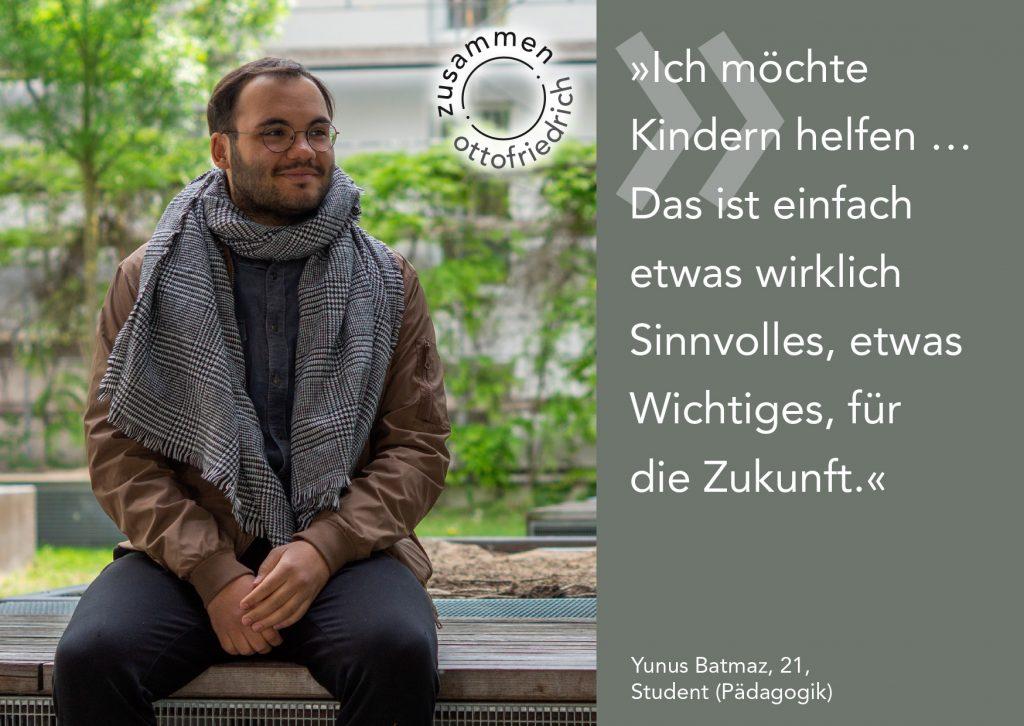 Yunus Batmaz - zusammen: ottofriedrich
