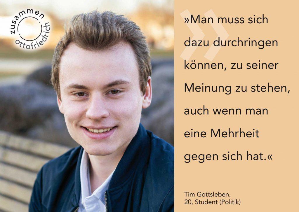 Tim Gottsleben - zusammen: ottofriedrich