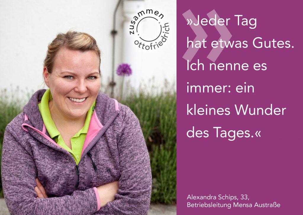 Alexandra Schips - zusammen: ottofriedrich
