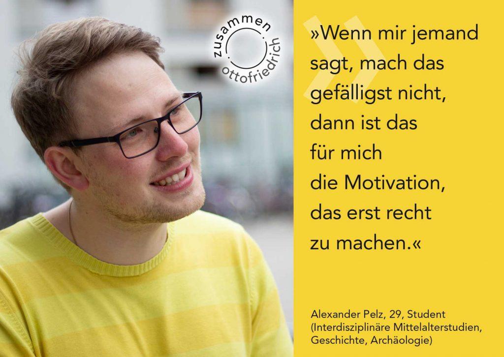Alexander Pelz - zusammen: ottofriedrich