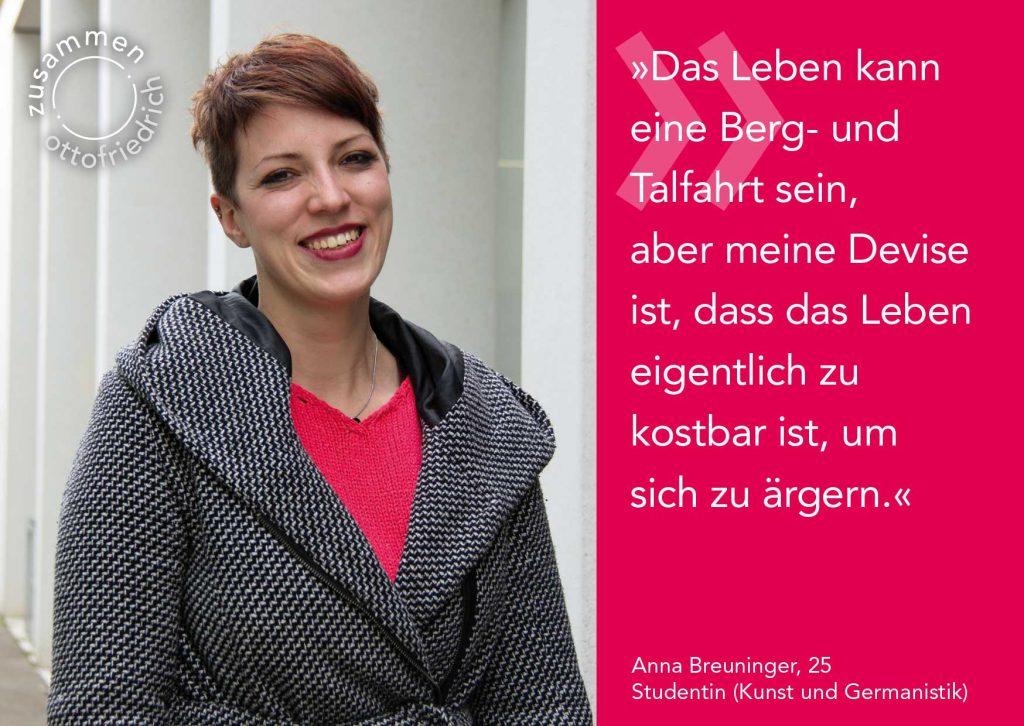 Anna Breuninger - zusammen: ottofriedrich