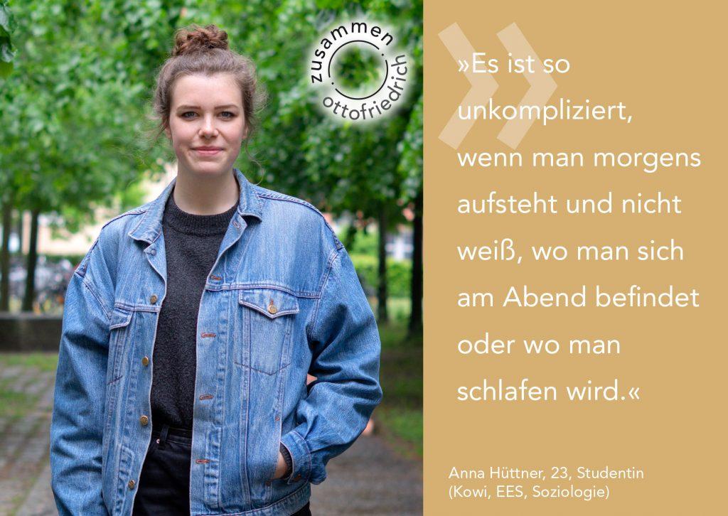 Anna Hüttner - zusammen: ottofriedrich