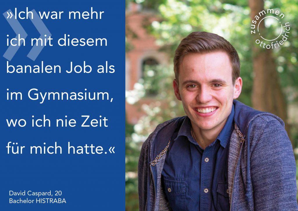 David Caspard - zusammen: ottofriedrich