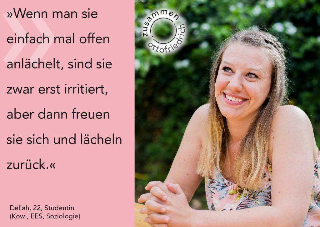 Deliah, 22 - zusammen: ottofriedrich