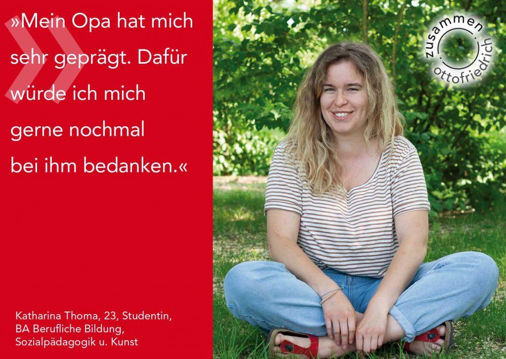 Katharina Thoma - zusammen: ottofriedrich
