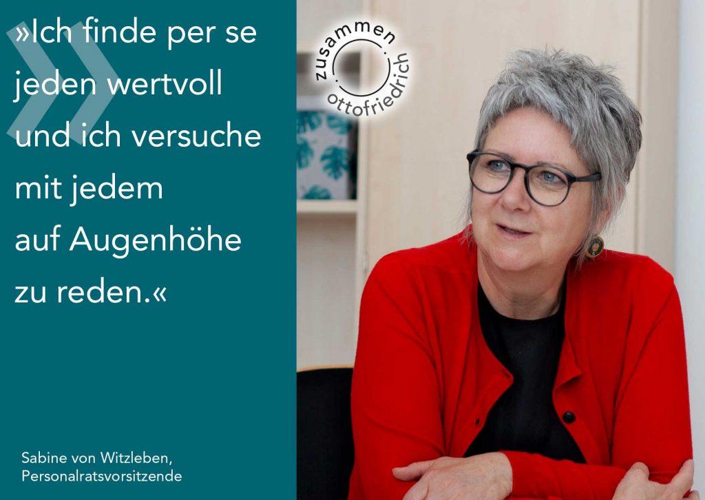 Sabine von Witzleben - zusammen: ottofriedrich