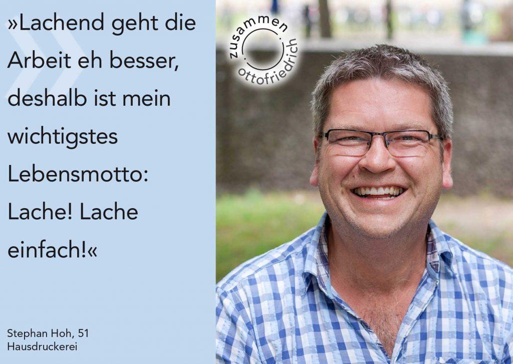 Stefan Hoh - zusammen: ottofriedrich