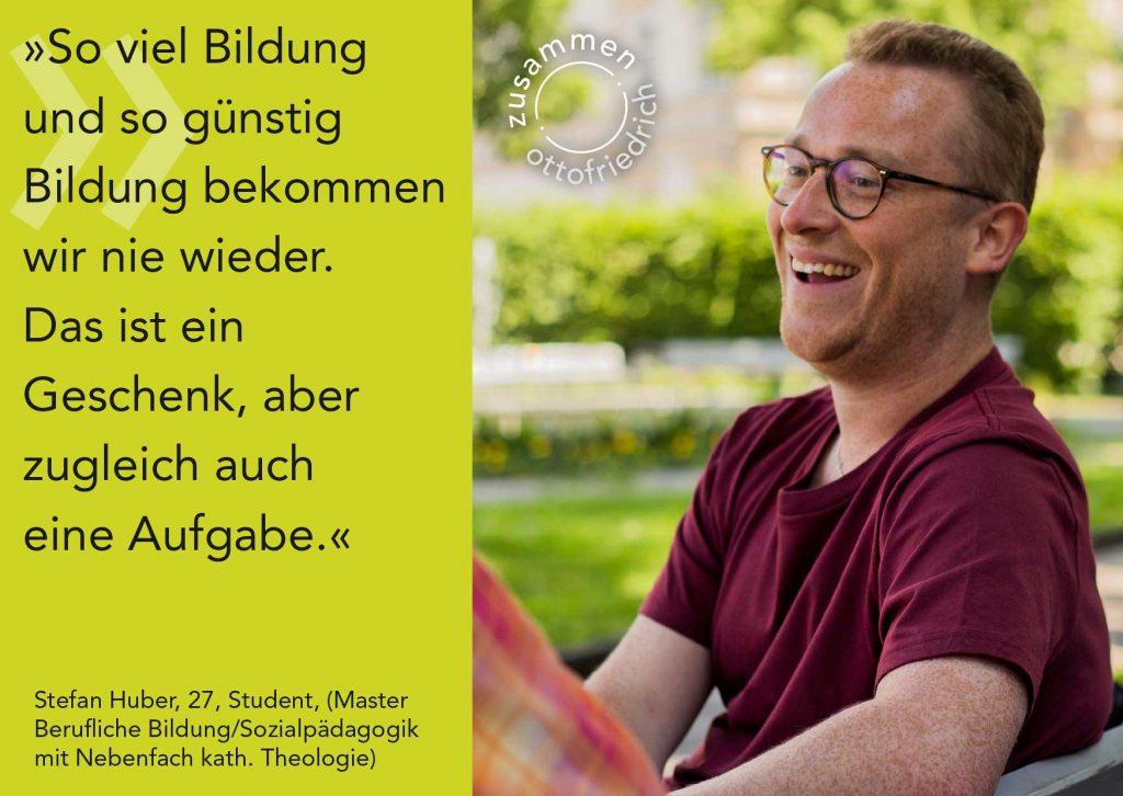 Stefan Huber - zusammen: ottofriedrich