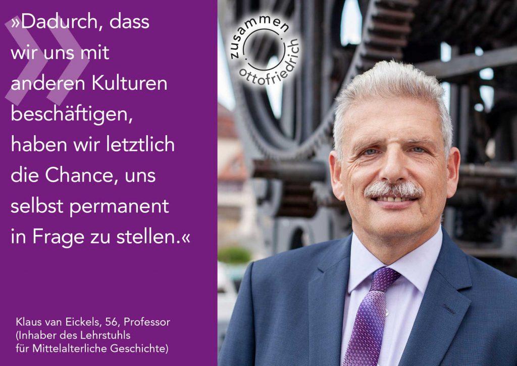 Klaus van Eickels - zusammen: ottofriedrich