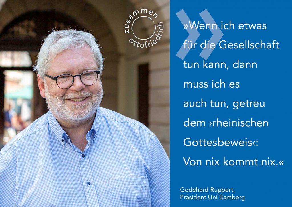 Godehard Ruppert - zusammen :ottofriedrich